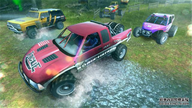 《四驱越野赛》评测:尽享速度和狂野的碰撞
