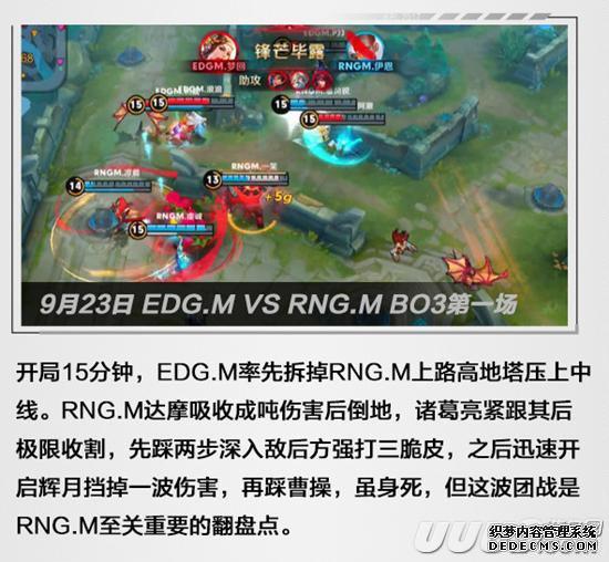 """""""银河战舰""""AG超玩会王者归来,RNG.M新军突起斩获三连胜"""