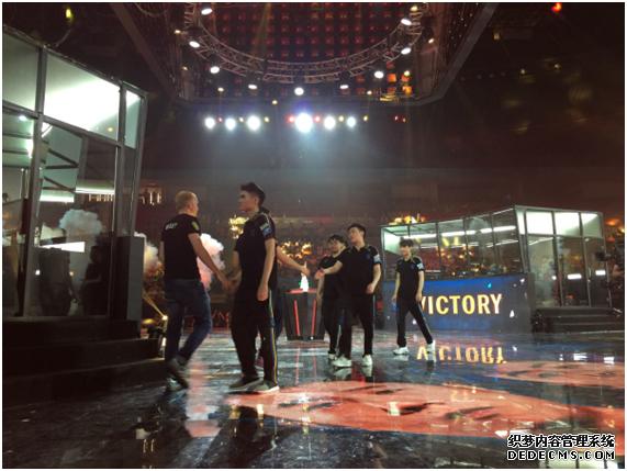 银河战役全国电竞公开赛深圳大赛成功举办