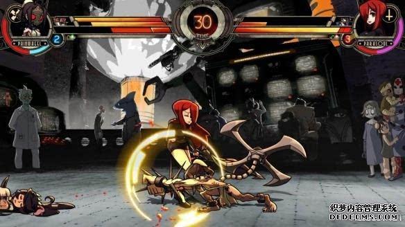 日式格斗游戏《攻城掠地网页私服:二度返场