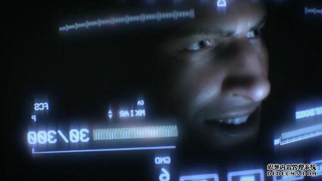 蛇叔上火星?CG动画《星河战队》预告公开