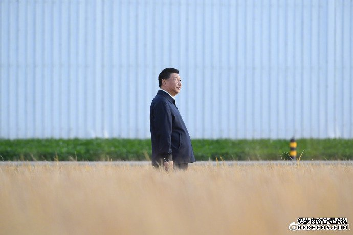 习近平在黑龙江考察,首站来到建三江