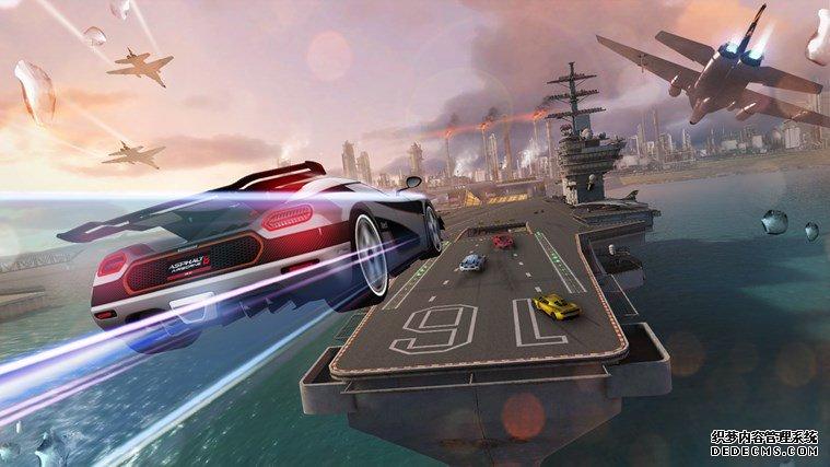 《狂野飙车8》圣诞更新 新增3DTouch驾驶模式