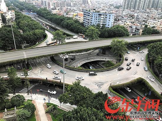 两个交通节点微改造实施 广州大道拥堵得到缓解