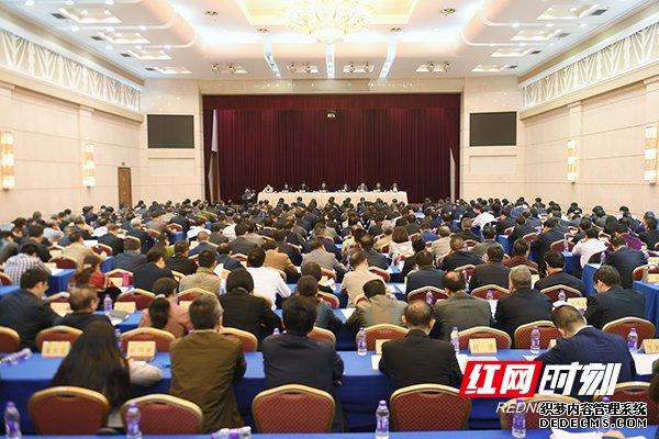 湖南省宣传思想工作会议召开 杜家毫讲话 乌兰主持