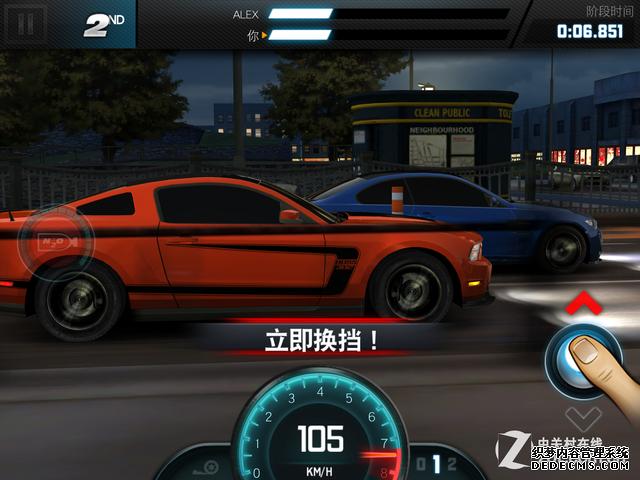 赛道狂飙 十款优质赛车平板游戏下载