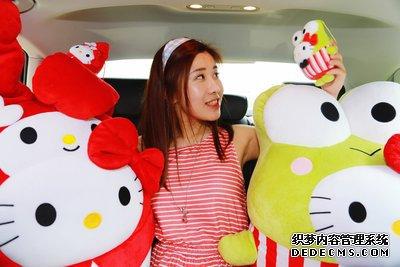 6月29日起,六款可爱的Hello Kitty泡泡世界玩具将在全国麦当劳正式开售。