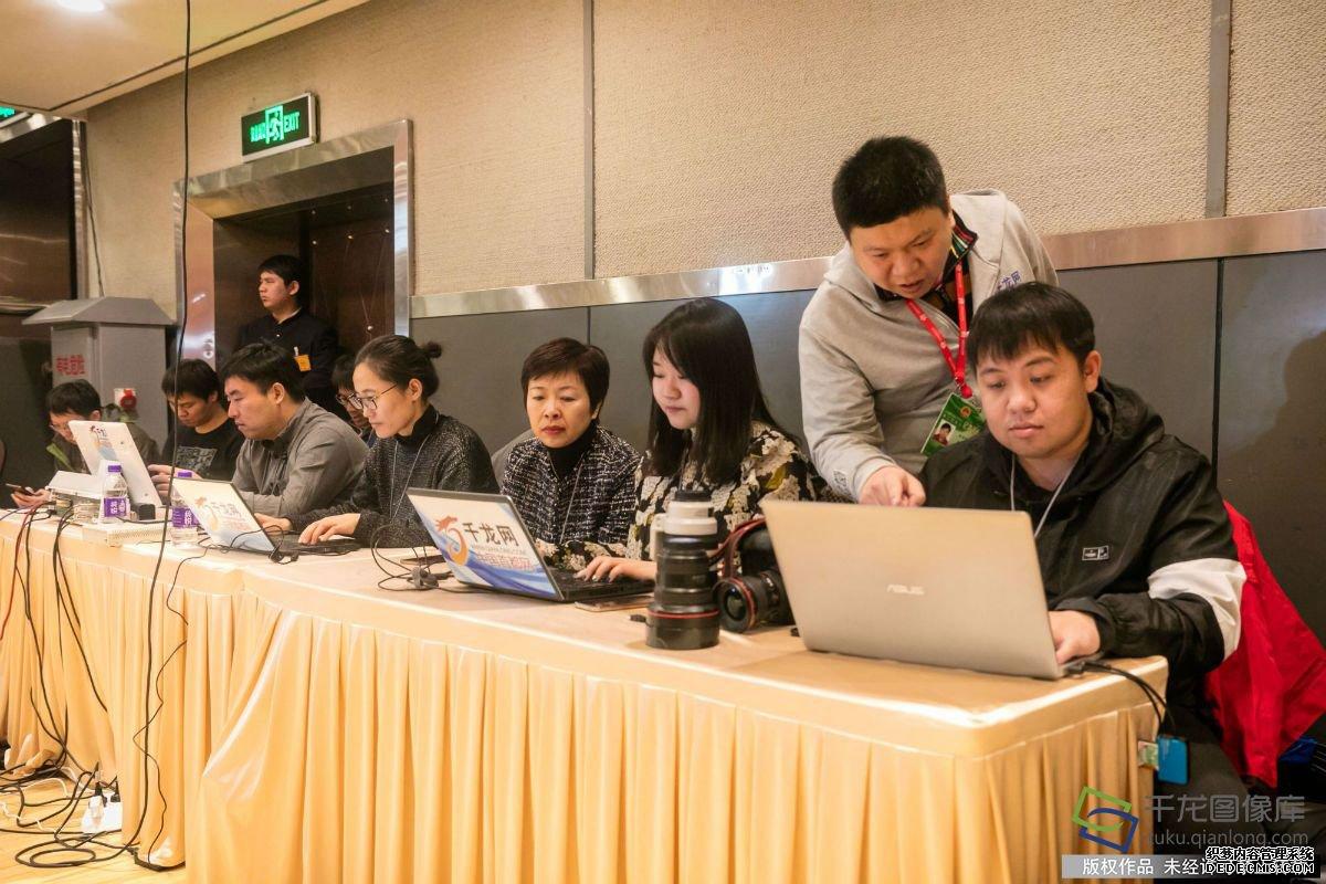 2019北京两会上的千龙身影