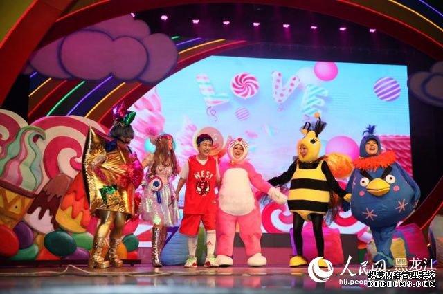 大型多媒体儿童剧《梦境奇缘》新年首演