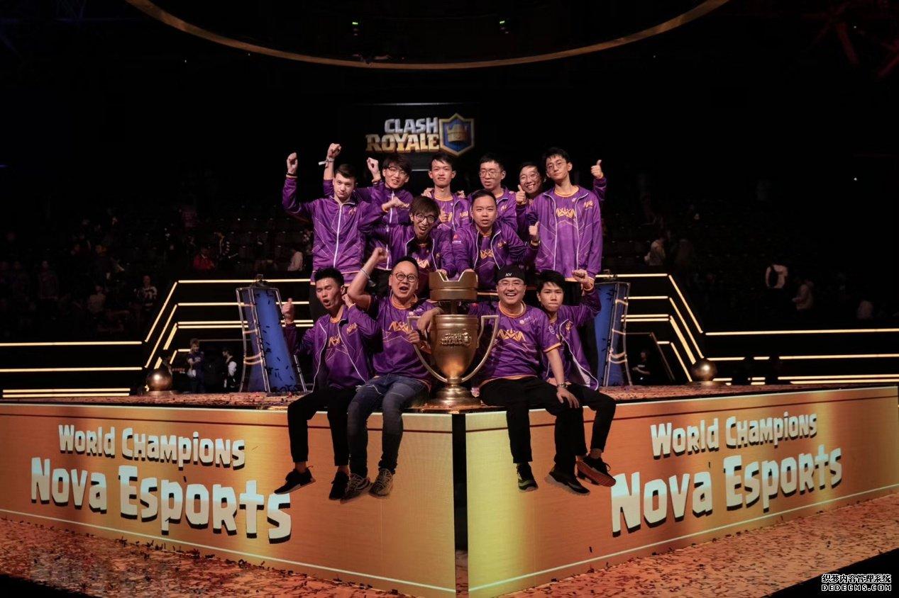 NOVA夺冠CRL回顾:野猪骑士敲出了世界冠军