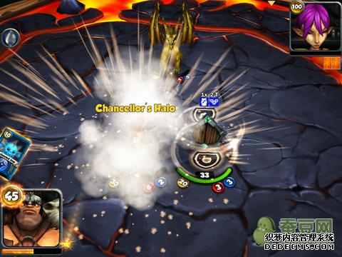 卡牌之王:攻城掠地sf评测:多变的TCG卡牌