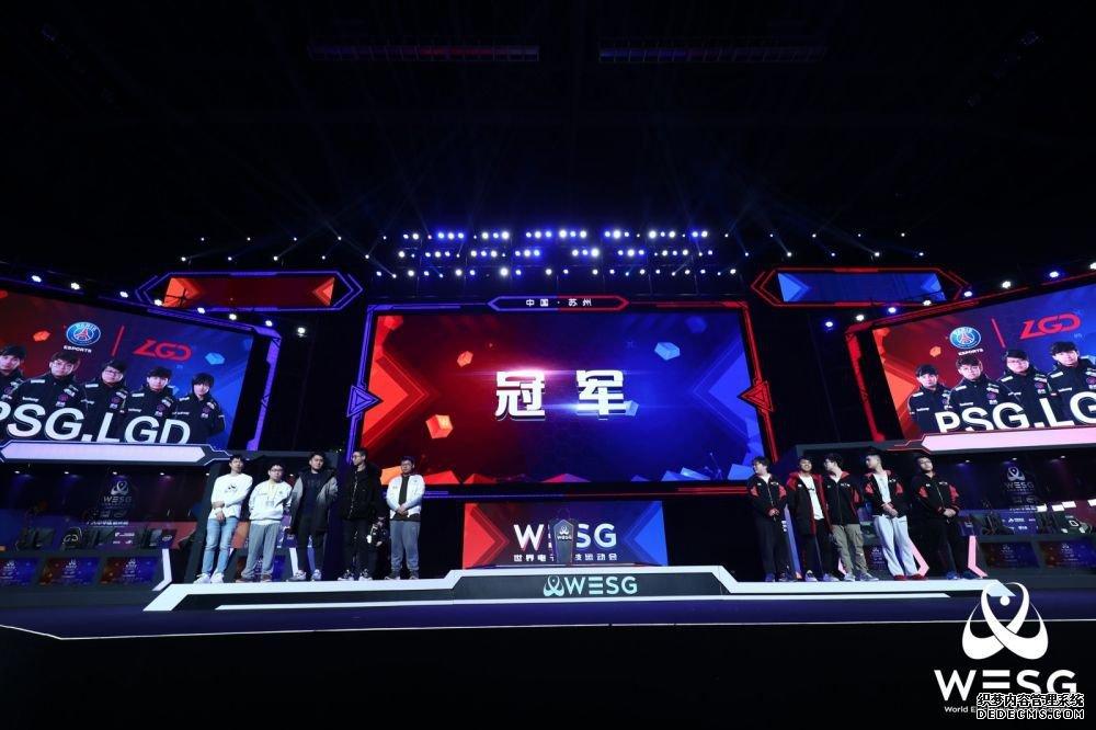 从海选到WESG大中华区冠军 LGD的救赎