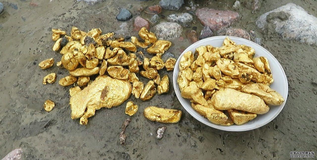 """世界上最""""值钱""""的河流,遍地是黄金,淘了上百年越淘越多!"""